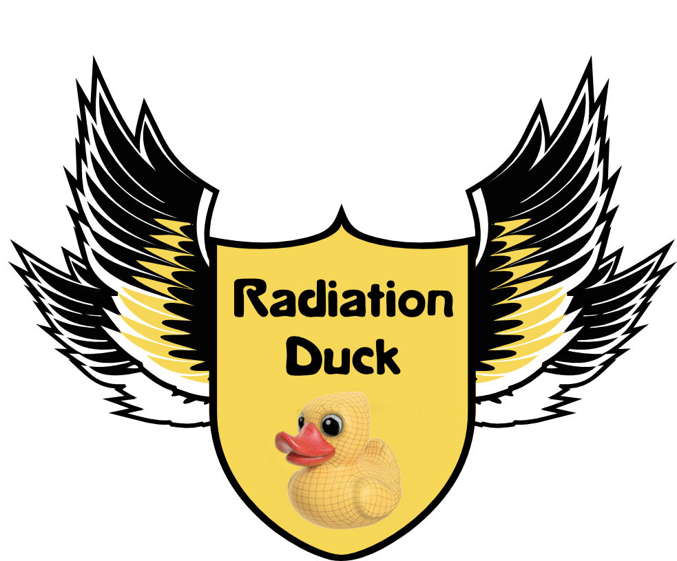 Radiation Duck logo